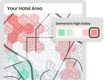 Your Hotel Area